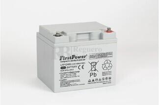 Batería de Gel para Silla de Ruedas Electrica en 12 Voltios 40 Amperios FIRSTPOWER LFP1240G