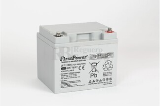 Bater�a de Gel para Silla de Ruedas Electrica en 12 Voltios 40 Amperios FIRSTPOWER LFP1240G