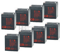 Baterías RBC36 de reemplazo para SAI APC