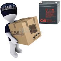 Baterías RBC44 de reemplazo para SAI APC