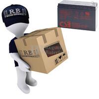 Baterías RBC SYMMETRA6 para SAI APC