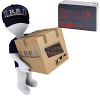 Baterías RBC SYMMETRA9 para SAI APC
