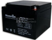 Bateria para SAI 12 Voltios 26 Amperios