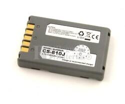 Bateria para escaner CASIO DT-810