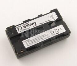 Bateria para escaner CASIO IT-3000