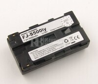 Bateria para escaner CASIO DT-9023LI