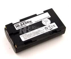 Bateria para escaner INTERMEC T2425 (068537) 2.050mAh