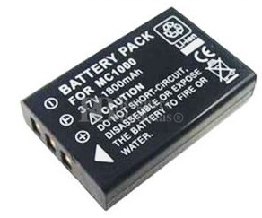Bateria para escaner SYMBOL MC1000 (BTRY-MC10EABOO)