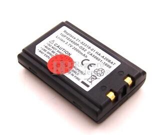 Bateria para escaner SYMBOL PPT 2837