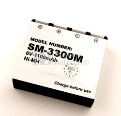Bateria para escaner SYMBOL PDT 3300 de larga duración.