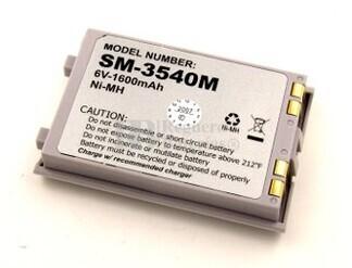 Bateria para escaner SYMBOL 18081-02