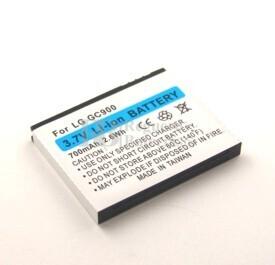 Batería LGIP-580N para teléfonos LG LX610, GT950,
