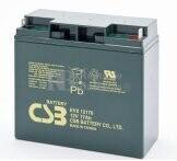 Batería 12 Voltios 17 Amperios Csb EVX12170