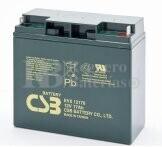 Bateria de Plomo EVX-12170 CSB 12 Voltios 17 Amperios