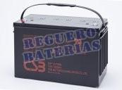 Bateria de Plomo GP121000 CSB 12 Voltios 100 Amperios