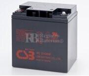 Bateria de Plomo 12 Voltios HR-12120W CSB