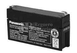Bateria Panasonic LC-R061R3P 6 Voltios 1,3 Amperios