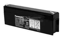 Bateria Panasonic LC-R122R2PG 12 Voltios 2,2 Amperios