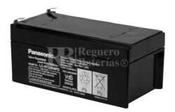 Bateria Panasonic LC-R123R4PG 12 Voltios 3,4 Amperios