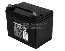 Bateria Panasonic LC-R1233P 12 Voltios 33 Amperios