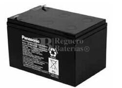 Bateria Panasonic LC-RA1215P 12 Voltios 15 Amperios