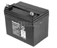 Bateria Panasonic LC-V1233P 12 Voltios 33 Amperios