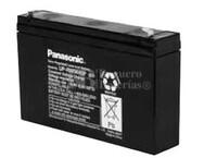 Bateria Panasonic UP-RW0645P 6 Voltios 135 Watios especial UPS SAIS