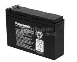 Bateria Panasonic UP-RW1220P 12 Voltios 120 Watios especial UPS SAIS