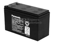 Bateria Panasonic UP-RW1245P 12 Voltios 270 Watios especial UPS SAIS