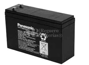 Bateria Panasonic UP-RWA1232P1-P2 12 Voltios 192 Watios especial UPS SAIS