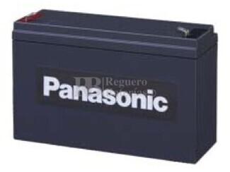 Bateria Panasonic LC-P067R2P 6 Voltios 7,2 Amperios 151X34X94mm