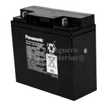 Bateria Panasonic LC-X1220P-AP 12 Voltios 20 Amperios 181X76X167mm