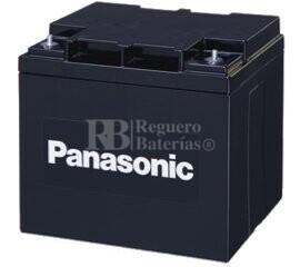 Bateria Panasonic LC-X1238P-AP 12 Voltios 38 Amperios 197x165x175mm