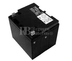 Bateria Panasonic LC-X1238PG/APG 12 Voltios 38 Amperios 197x165x175mm