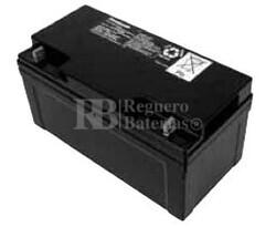 Bateria Panasonic LC-X1275P 12 Voltios 75 Amperios 350x166x175mm