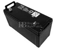 Bateria Panasonic LC-X12120P 12 Voltios 120 Amperios 407x173x210mm