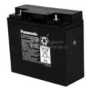 Bateria Panasonic LC-XD1217PG/APG 12 Voltios 17 Amperios 181X76X167mm