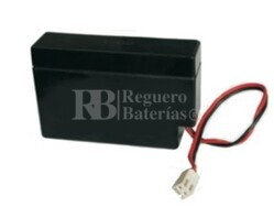 Bateria Kaise KA12V08 12 Voltios 0,8 Amperios 96,5x25x62,3mm