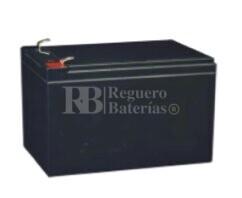 Bateria Kaise KA12V12 12 Voltios 12 Amperios 151x98x96,5mm