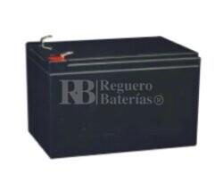 Bateria Kaise KA12V12F 12 Voltios 12 Amperios 151x98x96,5mm