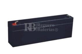 Bateria Kaise KA12V22-1 12 Voltios 2,2 Amperios 178x35x61mm