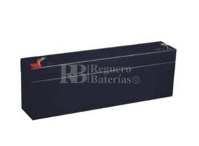 Bateria Kaise KA12V22 12 Voltios 2,2 Amperios 178x35x61mm