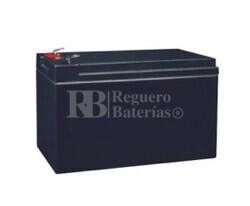 Bateria Kaise KA12V72F 12 Voltios 7,2 Amperios 151x95x63,4mm