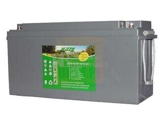 Bateria de GEL HAZE 160 Amperios 12 Voltios  530 x 209 x 214 mm HZY-EV12-160