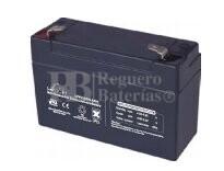Bateria LEOCH LP4-3.5 AGM 4 Voltios 3.5 Amperios 90x34x59mm