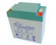 Bateria LEOCH LP4-8.0 AGM 4 Voltios 8 Amperios 91x50x101mm