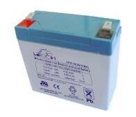 Bateria LEOCH LP4-10 AGM 4 Voltios 10 Amperios 101.5X50X94mm