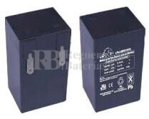 Bateria LEOCH LP6-2.0 AGM 6 Voltios 2 Amperios 43x37x76mm
