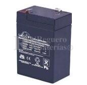 Bateria LEOCH LP6-5.4 AGM 6 Voltios 5.4 Amperios 70x47x100mm