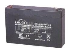 Bateria LEOCH LP6-8.5 AGM 6 Voltios 8.5 Amperios 151x34x94mm